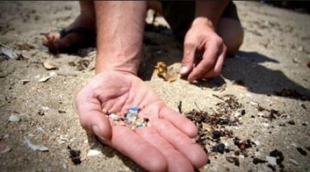 microbead pollution