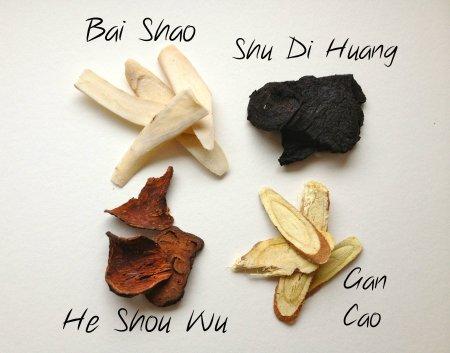 Soft Skin Balm Chinese herbs