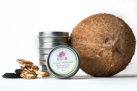 Coconut Deodorant 35g