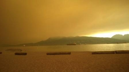 vancouver haze